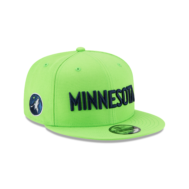 Minnesota Timberwolves Statement Edition 9FIFTY Snapback | Minnesota Timberwolves Hats | New Era Cap