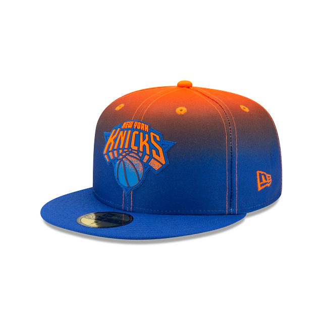 New York Knicks Back HaLF 59FIFTY Fitted | New York Knicks Hats | New Era Cap
