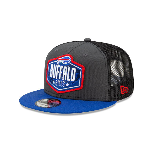 Buffalo Bills NFL Draft 9FIFTY Snapback | Buffalo Bills Hats | New Era Cap