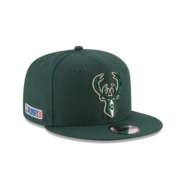 Milwaukee Bucks Playoff Series 9FIFTY Snapback | Milwaukee Bucks Hats | New Era Cap