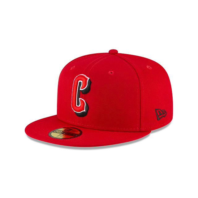 Cincinnati Reds Ligature 59FIFTY Fitted | Cincinnati Reds Hats | New Era Cap