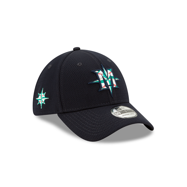 Seattle Mariners 2021 Spring Training 39THIRTY Stretch Fit | Seattle Mariners Hats | New Era Cap