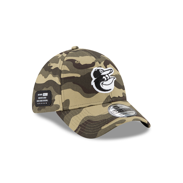Baltimore Orioles Armed Forces Weekend 39THIRTY Stretch Fit | Baltimore Orioles Hats | New Era Cap