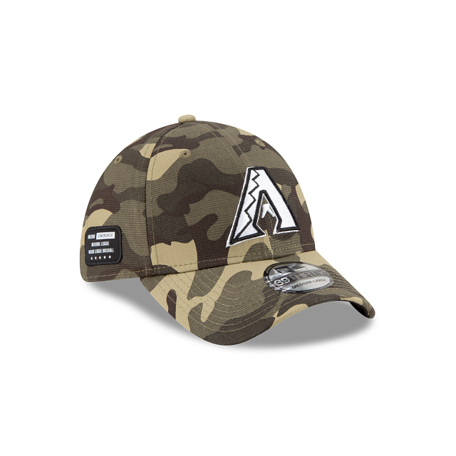 Arizona Diamondbacks Armed Forces Weekend 39THIRTY Stretch Fit | Arizona Diamondbacks Hats | New Era Cap