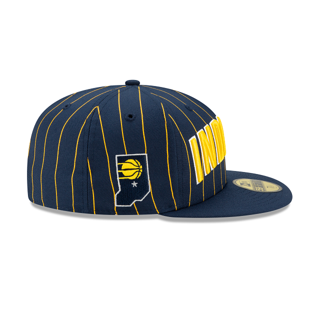 Indiana Pacers City Edition 59FIFTY Fitted | Indiana Pacers Hats | New Era Cap