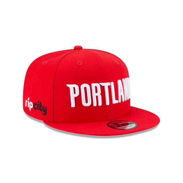 Portland Trail Blazers Statement Edition 9FIFTY Snapback | Portland Trail Blazers Hats | New Era Cap