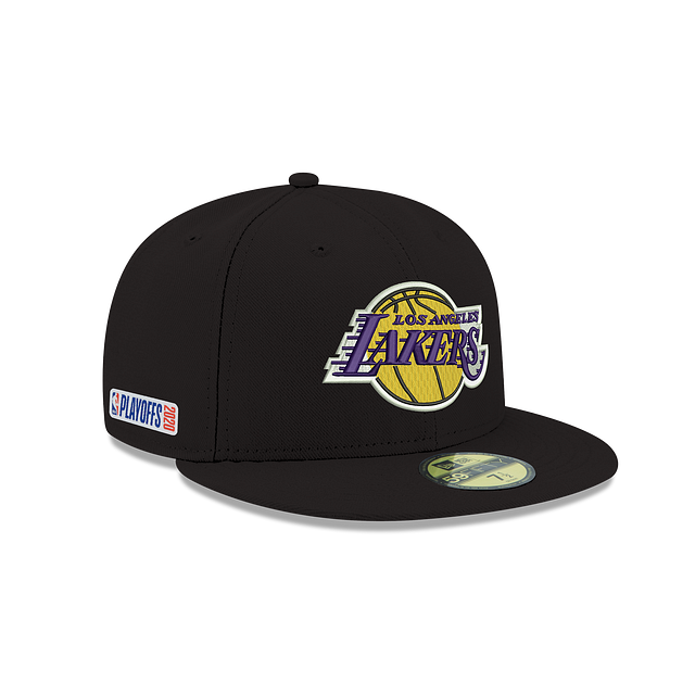 Los Angeles Lakers Playoff Series 59FIFTY Fitted | Los Angeles Lakers Hats | New Era Cap