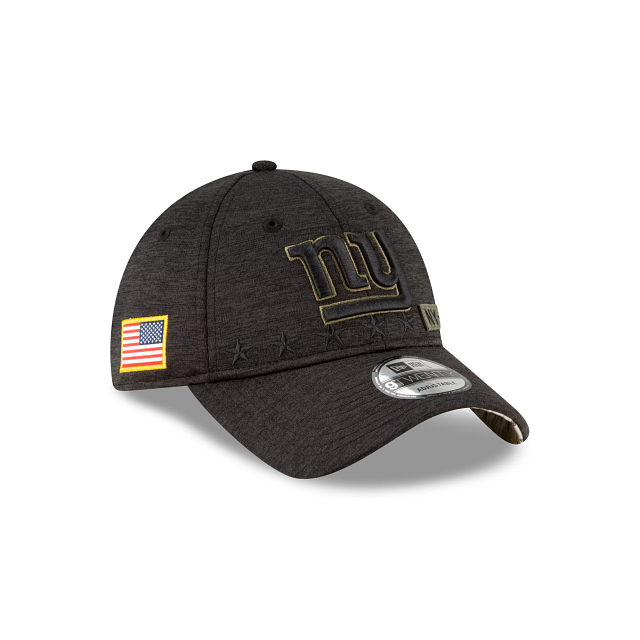 New York Giants Salute To Service 9TWENTY Adjustable | New York Giants Hats | New Era Cap