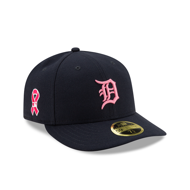 Detroit Tigers Mother's Day Low Profile 59FIFTY Fitted | Detroit Tigers Hats | New Era Cap