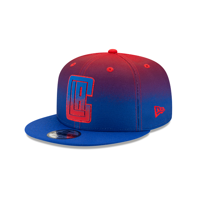 Los Angeles Clippers Back HaLF 9FIFTY Snapback | Los Angeles Clippers Hats | New Era Cap