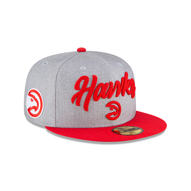 Atlanta Hawks NBA Draft 59FIFTY Fitted | Atlanta Hawks Hats | New Era Cap