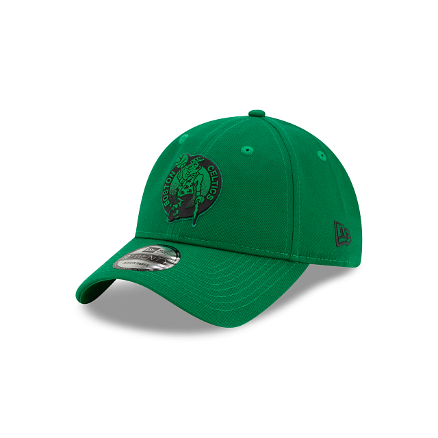 Boston Celtics Back HaLF 9TWENTY Adjustable | Boston Celtics Hats | New Era Cap