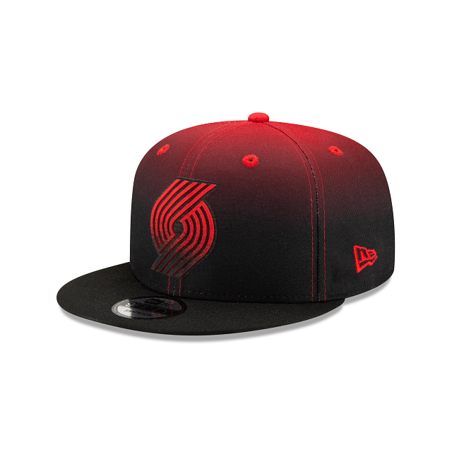 Portland Trail Blazers Back HaLF 9FIFTY Snapback | Portland Trail Blazers Hats | New Era Cap