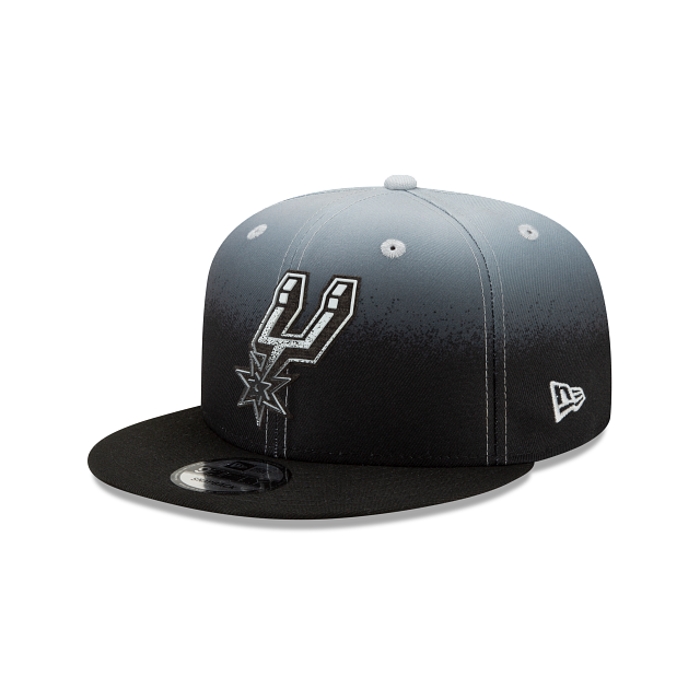 San Antonio Spurs Back HaLF 9FIFTY Snapback | San Antonio Spurs Hats | New Era Cap