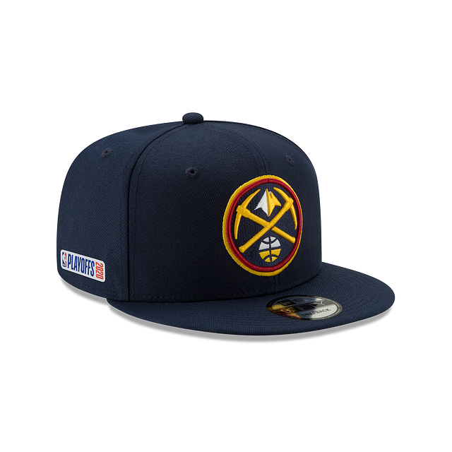 Denver Nuggets Playoff Series 9FIFTY Snapback | Denver Nuggets Hats | New Era Cap