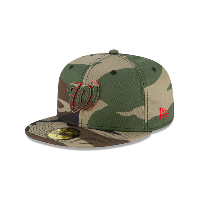 Washington Nationals Forest Pop 59FIFTY Fitted | Washington Nationals Hats | New Era Cap