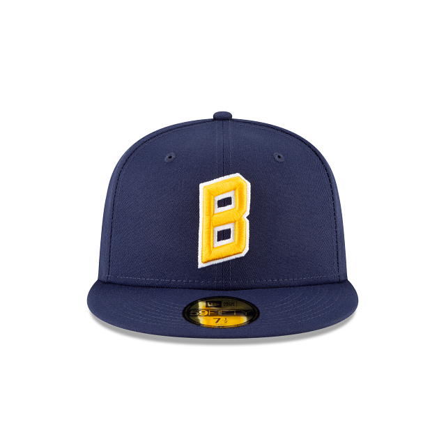 Milwaukee Brewers Ligature 59FIFTY Fitted | Milwaukee Brewers Hats | New Era Cap