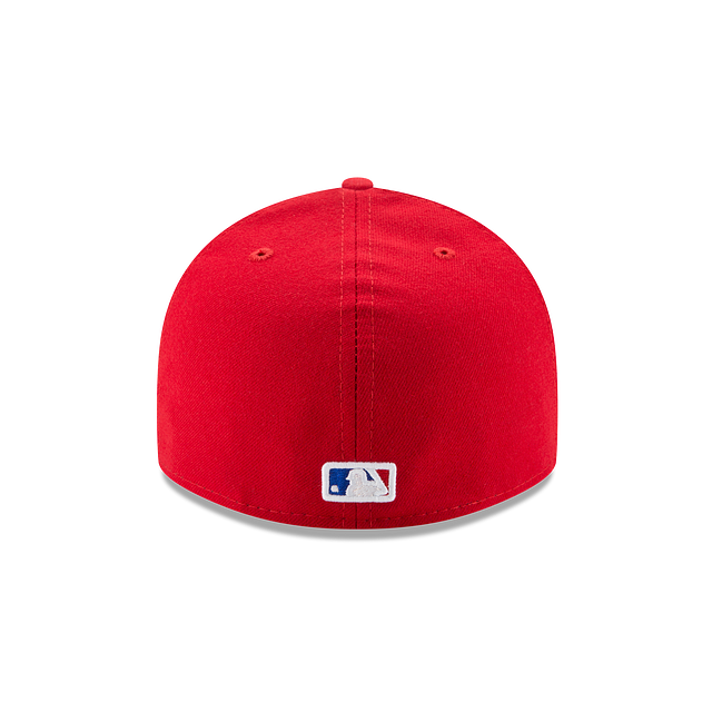 Texas Rangers Authentic Collection Low Profile 59FIFTY | Texas Rangers Hats | New Era Cap