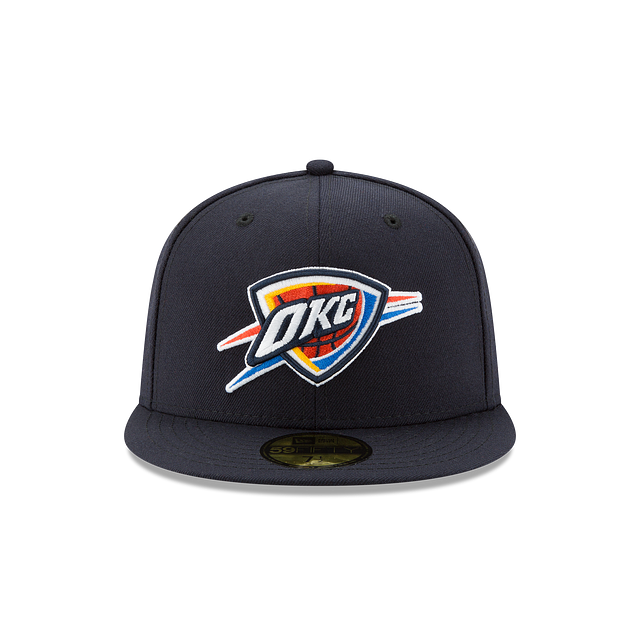 Oklahoma City Thunder Playoff Series 59FIFTY Fitted | Oklahoma City Thunder Hats | New Era Cap