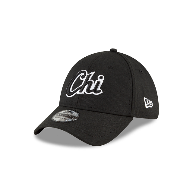 Chicago White Sox Ligature 39THIRTY Stretch Fit | Chicago White Sox Hats | New Era Cap