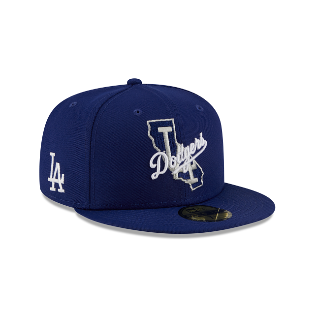 Los Angeles Dodgers Local 59FIFTY Fitted | Los Angeles Dodgers Hats | New Era Cap