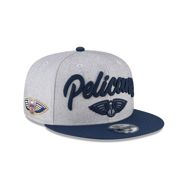 New Orleans Pelicans Official NBA Draft 9FIFTY Snapback | New Orleans Pelicans Hats | New Era Cap