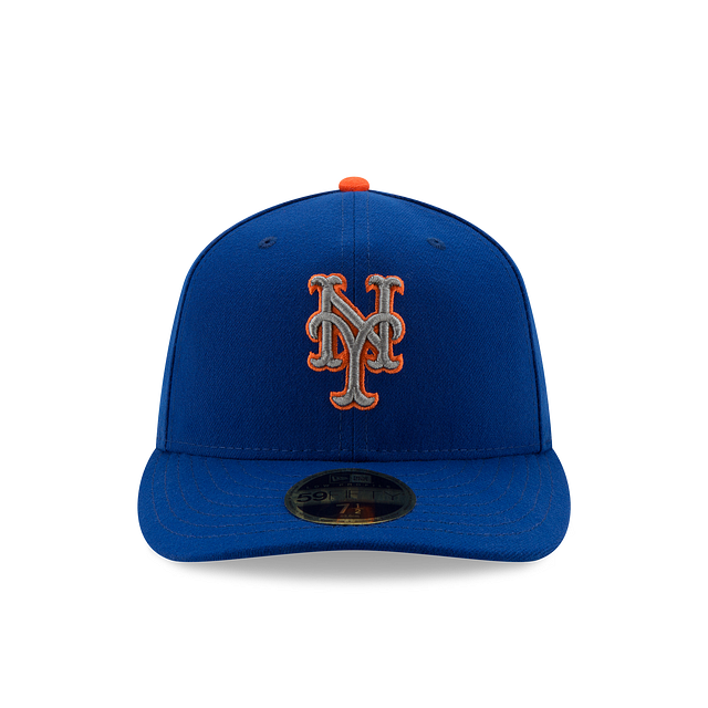 New York Mets Authentic Collection Low Profile 59FIFTY | New York Mets Hats | New Era Cap
