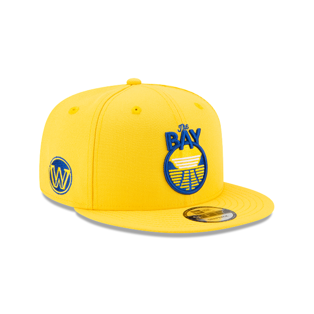 Golden State Warriors Statement Edition 9FIFTY Snapback | Golden State Warriors Hats | New Era Cap