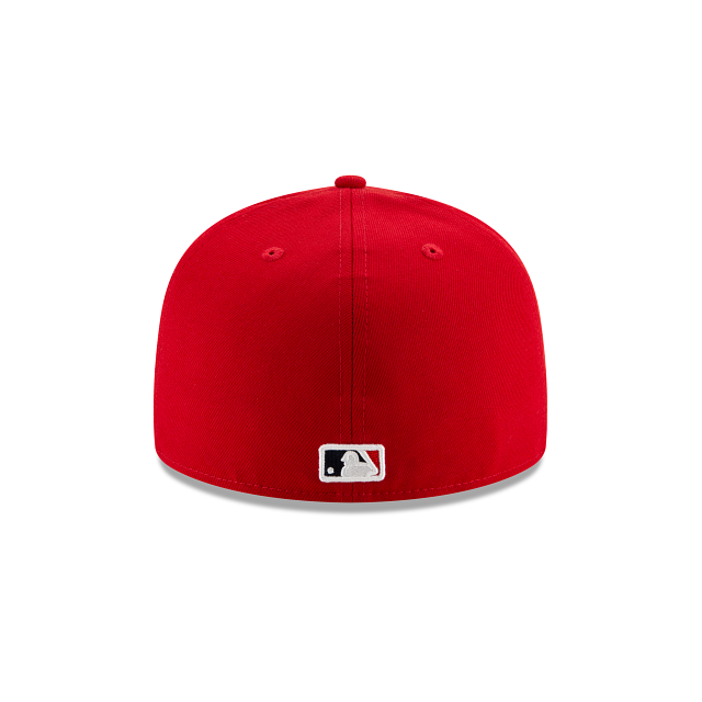 St. Louis Cardinals Postseason Side Patch 59FIFTY Fitted | St. Louis Cardinals Hats | New Era Cap