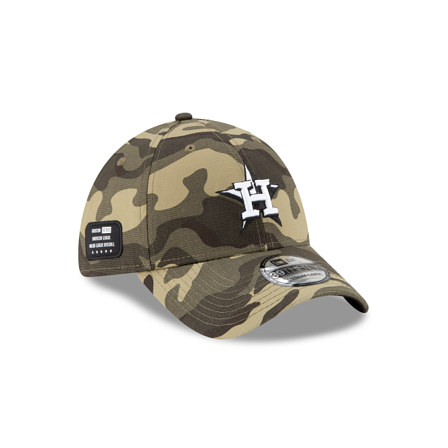 Houston Astros Armed Forces Weekend 39THIRTY Stretch Fit | Houston Astros Hats | New Era Cap