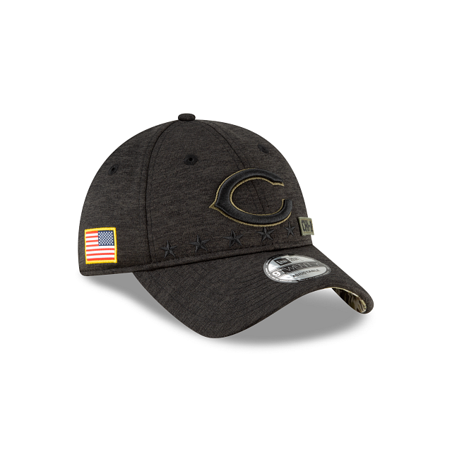 Chicago Bears Salute To Service 9TWENTY Adjustable | Chicago Bears Hats | New Era Cap