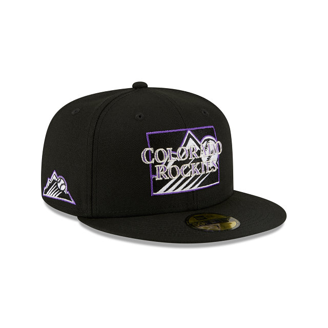 Colorado Rockies Local 59FIFTY Fitted | Colorado Rockies Hats | New Era Cap