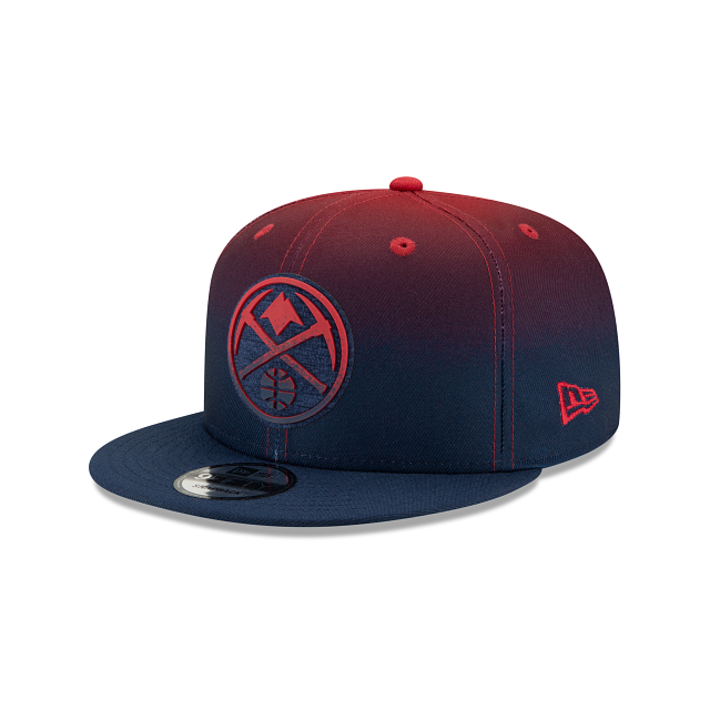 Denver Nuggets Back HaLF 9FIFTY Snapback | Denver Nuggets Hats | New Era Cap