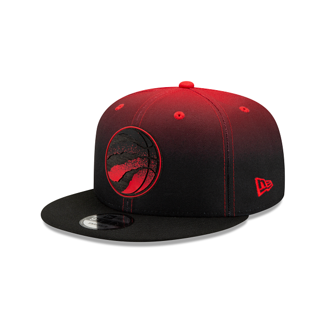 Toronto Raptors Back HaLF 9FIFTY Snapback | Toronto Raptors Hats | New Era Cap