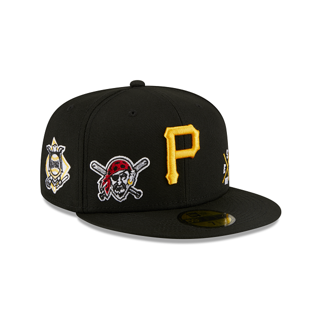 Pittsburgh Pirates Multi 59FIFTY Fitted | Pittsburgh Pirates Hats | New Era Cap