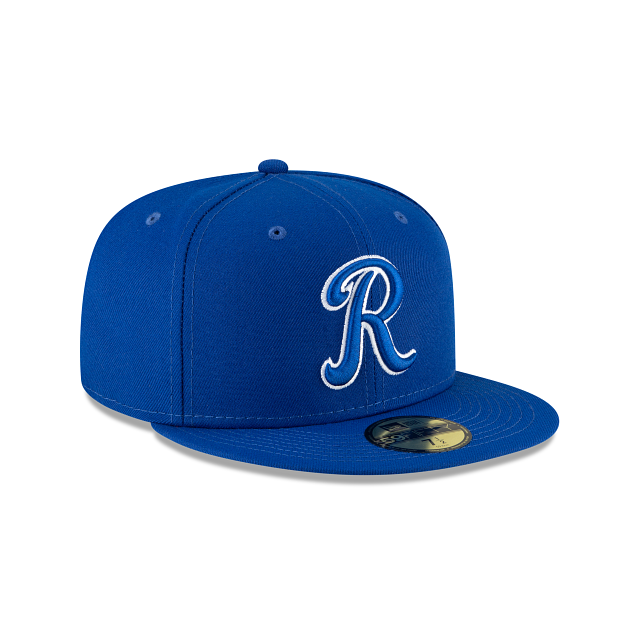 Kansas City Royals Ligature 59FIFTY Fitted | Kansas City Royals Hats | New Era Cap