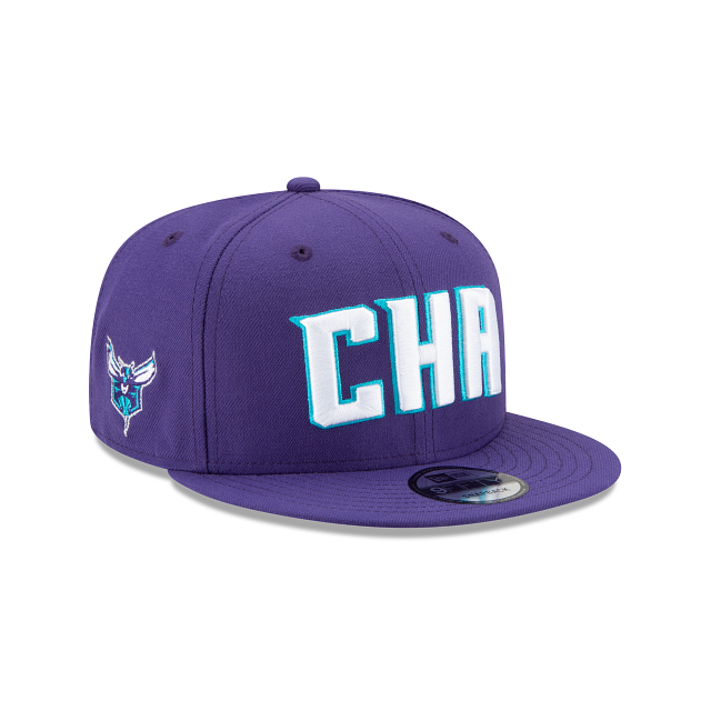 Charlotte Hornets Statement Edition 9FIFTY Snapback | Charlotte Hornets Hats | New Era Cap