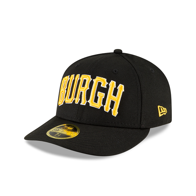 Pittsburgh Pirates Ligature Low Profile 59FIFTY Fitted | Pittsburgh Pirates Hats | New Era Cap