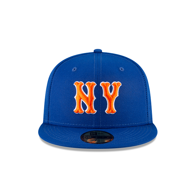 New York Mets Ligature 59FIFTY Fitted | New York Mets Hats | New Era Cap