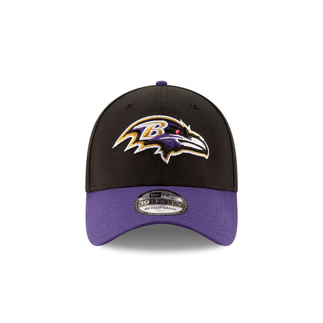 Baltimore Ravens Team Classic 39THIRTY Stretch Fit | Baltimore Ravens Hats | New Era Cap