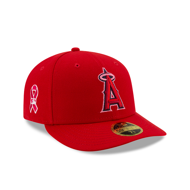 Los Angeles Angels Mother's Day Low Profile 59FIFTY Fitted | Los Angeles Angels Hats | New Era Cap