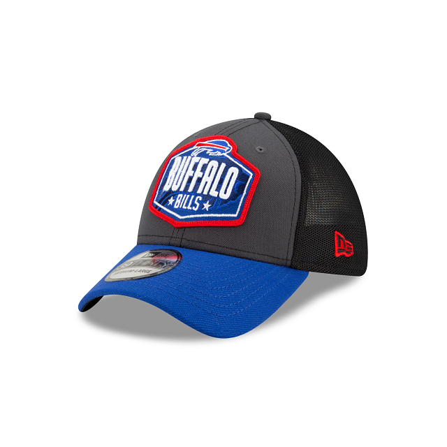 Buffalo Bills NFL Draft 39THIRTY Stretch Fit | Buffalo Bills Hats | New Era Cap
