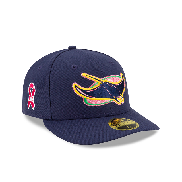Tampa Bay Rays Mother's Day Low Profile 59FIFTY Fitted | Tampa Bay Rays Hats | New Era Cap
