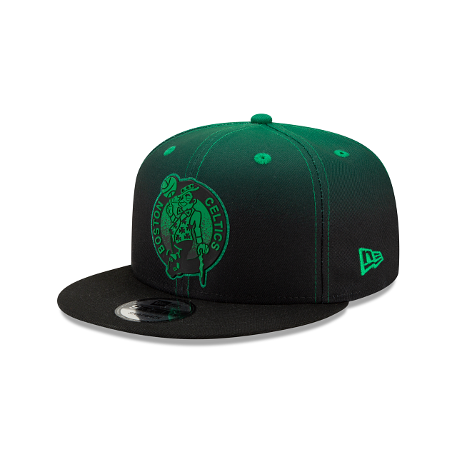 Boston Celtics Back HaLF 9FIFTY Snapback | Boston Celtics Hats | New Era Cap