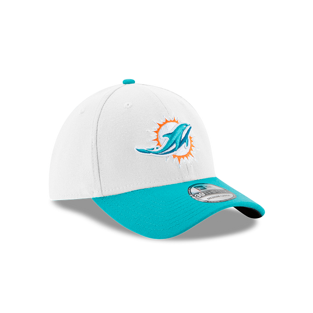 Miami Dolphins Team Classic 39THIRTY Stretch Fit | Miami Dolphins Hats | New Era Cap