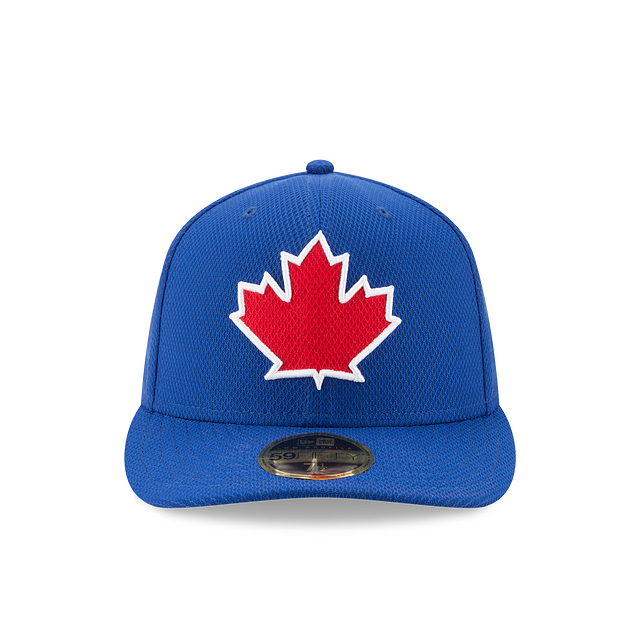 Toronto Blue Jays Authentic Collection Low Profile 59FIFTY | Toronto Blue Jays Hats | New Era Cap