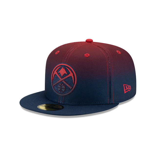 Denver Nuggets Back HaLF 59FIFTY Fitted | Denver Nuggets Hats | New Era Cap