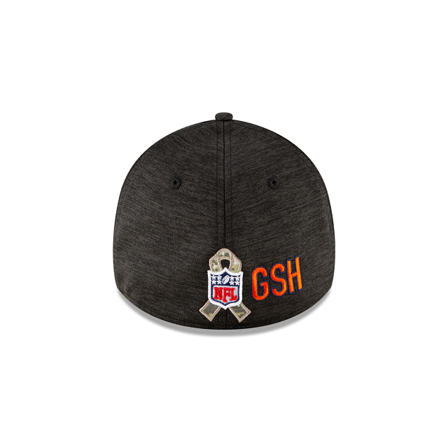 Chicago Bears Salute To Service 39THIRTY Stretch Fit | Chicago Bears Hats | New Era Cap