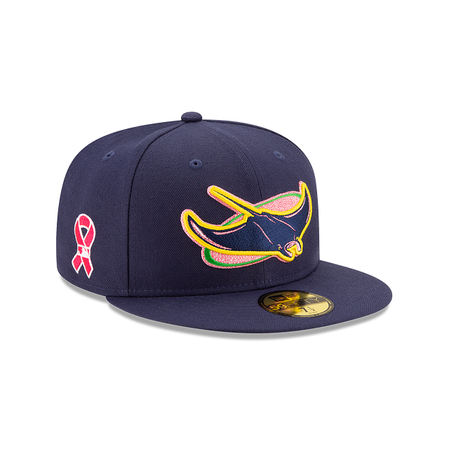 Tampa Bay Rays Mother's Day 59FIFTY Fitted | Tampa Bay Rays Hats | New Era Cap