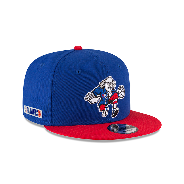 Philadelphia 76ers Playoff Series 9FIFTY Snapback | Philadelphia 76ers Hats | New Era Cap